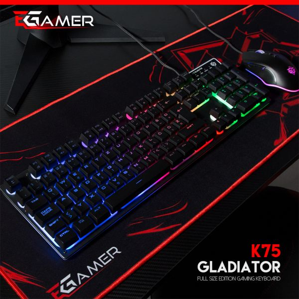 GLADIATOR K75 Gaming Keyboard Cijena