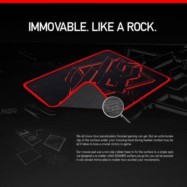 ELITE MM35 Gaming Mouse Pad Price