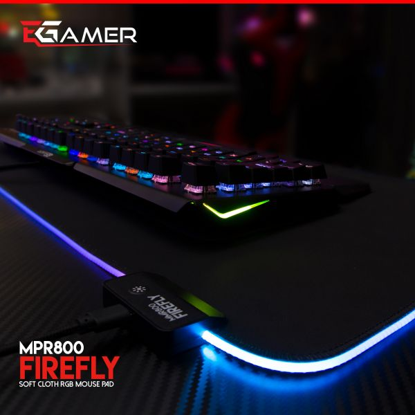 FIREFLY MMR800 RGB Mouse Pad Price