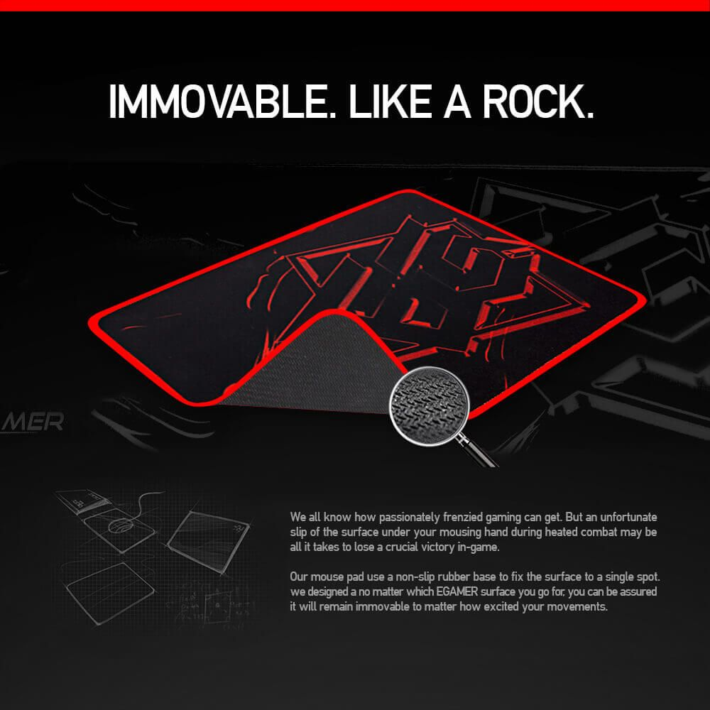 ELITE MM35 Gaming Mouse Pad